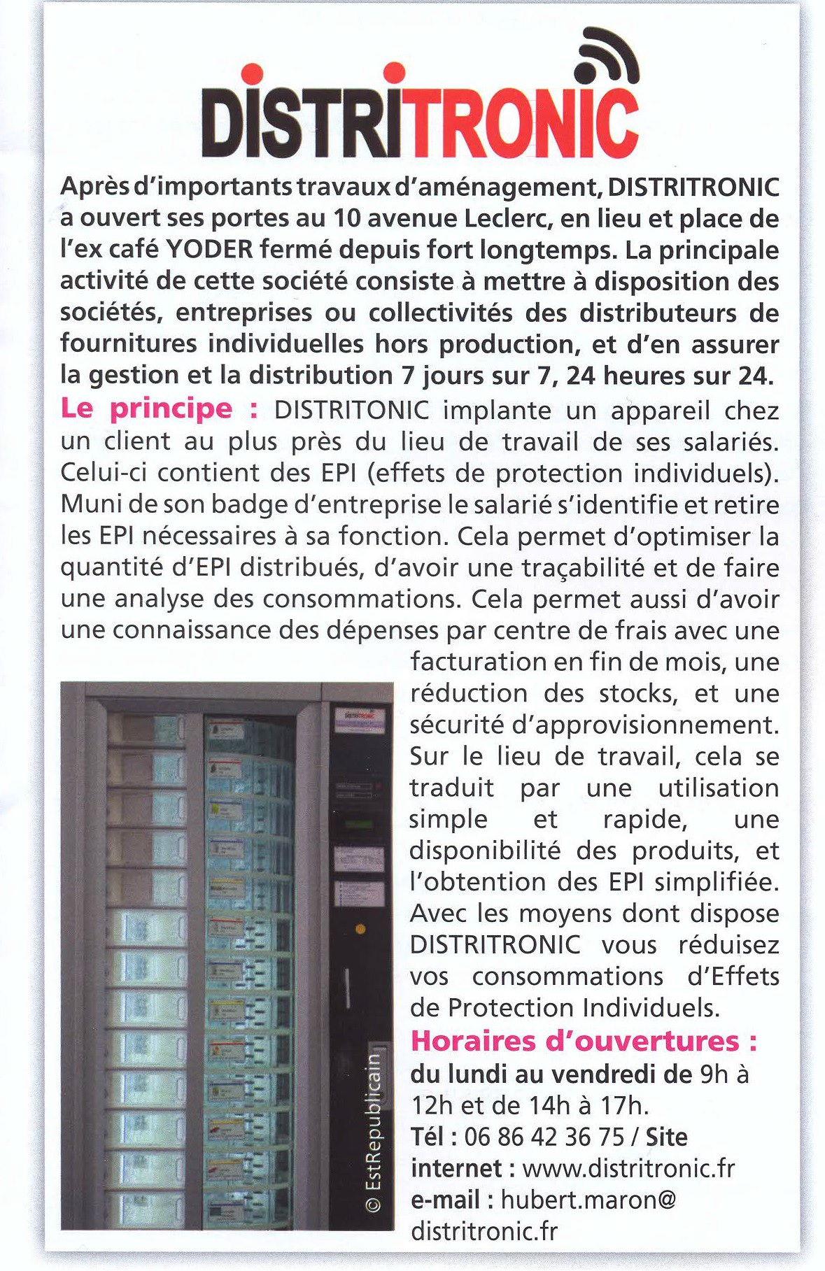 Article ville de Sochaux